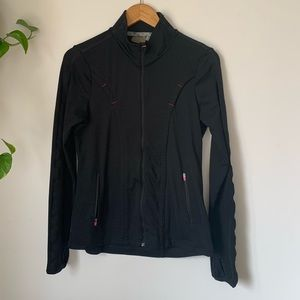 Athleta Fitted Active Jacket